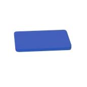 000.0Π6/BL Μπλε Πλάκα Κοπής Πολυαιθυλενίου 40x24x2 cm