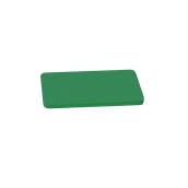 000.0Π2/GN Πράσινη Πλάκα Κοπής Πολυαιθυλενίου 33x18x1,5 cm