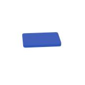 00Π.172/BL Μπλε Πλάκα Κοπής Πολυαιθυλενίου 30x15x2 cm