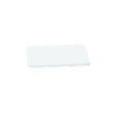 000.0Π2/WH Άσπρη Πλάκα Κοπής Πολυαιθυλενίου 33x18x1,5 cm