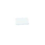 00Π.169/WH Άσπρη Πλάκα Κοπής Πολυαιθυλενίου 20x15x2 cm