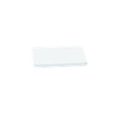 00Π.172/WH Άσπρη Πλάκα Κοπής Πολυαιθυλενίου 30x15x2 cm