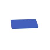 000.0Π1/BL Μπλε Πλάκα Κοπής Πολυαιθυλενίου 33x18x1 cm