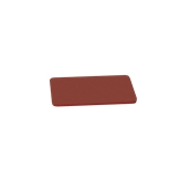 00Π.170/BR Καφέ Πλάκα Κοπής Πολυαιθυλενίου 30x15x1 cm