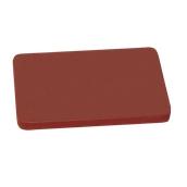 000.Π11/BR Καφέ Πλάκα Κοπής Πολυαιθυλενίου 60x40x1,5 cm