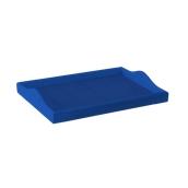000.080/BL Δίσκοs (Παραμάνα) 25x35cm, Μπλε