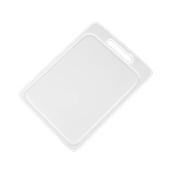 00Π.209/WH Άσπρη Πλακα με χερούλι Πολυαιθυλενίου 25x35x1 cm
