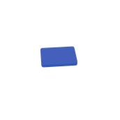 00Π.168/BL Μπλε Πλάκα Κοπής Πολυαιθυλενίου 20x15x1,5 cm