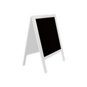 000.Π54/WH Πίνακαs Πολυαιθυλενίου Διπλόs 70 x 113 cm Λευκοs