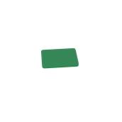 00Π.167/GN Πράσινη Πλάκα Κοπής Πολυαιθυλενίου 20x15x1 cm