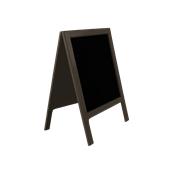 000.Π54/DK Πίνακαs Πολυαιθυλενίου Διπλόs 70 x 113 cm Σκούρο Καφέ