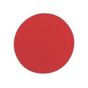 00Π.183/RD Κόκκινη Πλακα Κοπής Πίτσας Πολυαιθυλενίου  στρογγυλή Φ30x2 cm