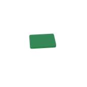 00Π.168/GN Πράσινη Πλάκα Κοπής Πολυαιθυλενίου 20x15x1,5 cm