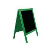000.Π54/GN Πίνακαs Πολυαιθυλενίου Διπλόs 70 x 113 cm Πράσινοs