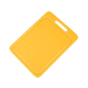 00Π.209/YE Κίτρινη Πλακα με χερούλι Πολυαιθυλενίου 25x35x1 cm