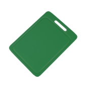 00Π.209/GN Πράσινη Πλακα με χερούλι Πολυαιθυλενίου 25x35x1 cm