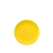 HR-20-TC-75 Πιάτο Βαθύ Κεραμικό Φ20 cm, Χρώμα Κίτρινο