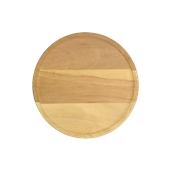 000.052 Ξύλινο Πιάτο Βαθύ 25 cm