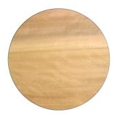 000.050 Ξύλινο Πιάτο Πίτσαs Φ35 cm