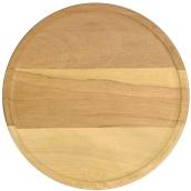 000.182 Ξύλινο Πιάτο Βαθύ 40 cm