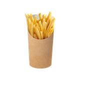 607-81 Χάρτινη Συσκευασία Τροφίμων Medium, χρώμα Kraft, Ιταλίας