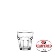 ROCKBAR JUICE Γύαλινο Ποτήρι Χυμού-Κρασιού 20cl, Φ7,6 x 8,4cm, Tempered, Σειρά ROCK BAR, BORMIOLI ROCCO, Ιταλίας
