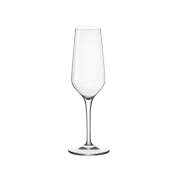 ELECTRA FLUTE Ποτήρι XLT Star Glass Flute 23cl, BORMIOLI ROCCO, Ιταλίας