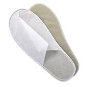 AM-505 Ζεύγος Παντόφλες non-woven λευκές οικονομικές
