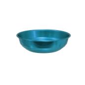 AL-BRD-20/BL Ψωμιέρα Αλουμινίου Μπλε Φ20x5,8cm, Ελληνικής Κατασκευής