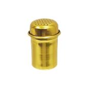 AL-AXN-2/GD Αχνορίχτηs Αλουμινίου  8x8x11cm, Χρυσό, Ελληνικής Κατασκευής