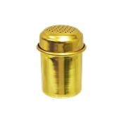 AL-AXN-3/GD Αχνορίχτηs Αλουμινίου  9x9x12cm, Χρυσό, Ελληνικής Κατασκευής