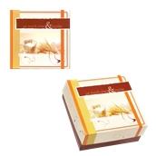ABA-08 Κουτί Αρτοποιείου-Ζαχαροπλαστείου με Επικάλυψη Αλουμινίου No.8, 19x19x8cm (τιμή ανά κιλό)