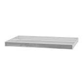 AL-PPN-A60/4 Ταψί Αλουμινίου Ζαχαροπλαστικήs 60x40x4cm