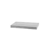 AL-PPN-A42/4 Ταψί Αλουμινίου Ζαχαροπλαστικήs 42x28x4cm