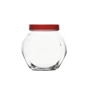 21211 Γυάλινο Δοχείο Τροφίμων (Καραμελιέρα), Με Καπάκι Βιδωτό, Αεροστεγές 1730ml, UNIGLASS