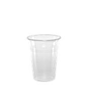 CUP-400/CLR Ποτήρι Κρύσταλ 40 cl, 7,2gr, Μπύρας-Καφέ, Διάφανο PP