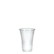 CUP-250/CLR Ποτήρι Κρύσταλ 25 cl, 2,6gr, Νερού, Διάφανο PP