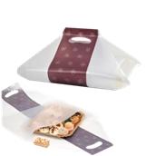 SWEETBAG-KS-3/DL Τσάντα Ζαχαροπλαστείων Sweetbag, σχέδιο  Dolcetto