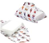SWEETBAG-G750/TF Τσάντα Ζαχαροπλαστείων Sweetbag, σχέδιο  Tutti Frutti