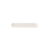 K-2053/WHITE Δίσκοs Μελαμίνηs 35x15cm Λευκός, Alkan