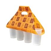 SWEETCUP-4-6 Τσάντα Μεταφοράs Ποτηριών Καφέ SweetCup 4 X 5-6 Oz