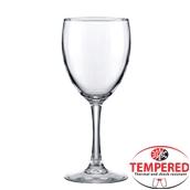 MERLOT /42CL Ποτήρι γυάλινο Tempered 42cl, φ8,9x20,9Ycm, Vicrila Ισπανίας