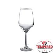 MENCIA /25CL Ποτήρι γυάλινο Tempered 25cl, φ7,2x19,2Ycm, Vicrila Ισπανίας