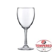 MERLOT /31CL Ποτήρι γυάλινο Tempered 31cl, φ8x19,6Ycm, Vicrila Ισπανίας