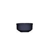 RD.B01/BL Μπωλ Πορσελάνης Πυρίμαχο Φ6,2x3 cm, 6cl, Για Συνοδευτικά (DIP), Μαύρο