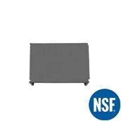 JW-PSS-3624/SOLID Ράφι Συμπαγέs Πλαστικό NSF κατάλληλο για τρόφιμα, κατάψυξη, 910Μ x 610Β mm