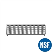 JW-PSU-5414/VENTED Ράφι Διάτρητο Πλαστικό NSF κατάλληλο για τρόφιμα, κατάψυξη,  1370Μ x 355Β mm