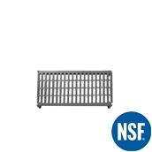 JW-PSU-3618/VENTED Ράφι Διάτρητο Πλαστικό NSF κατάλληλο για τρόφιμα, κατάψυξη,  910Μ x 455Β mm