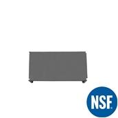JW-PSS-3618/SOLID Ράφι Συμπαγέs Πλαστικό NSF κατάλληλο για τρόφιμα, κατάψυξη, 910Μ x 455Β mm