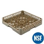 JW-25P/IV Τελάρο-Μπασκέτα NSF Πιάτων, Δίσκων με άνοιγμα 25 χωρισμάτων 50x50x10cm